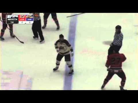 Dennis Sicard vs. Jeremy Beirnes