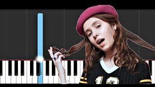 Clairo   Pretty Girl (Piano Tutorial)