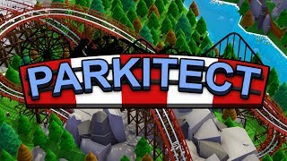 Parkitect - A Walk in the Park