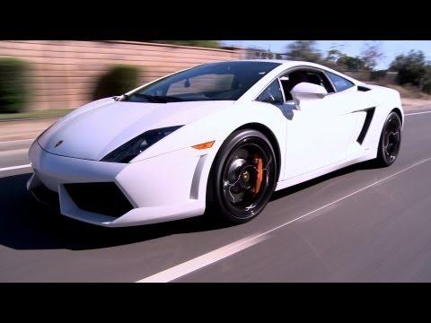 Jay Leno Drives the 2012 Lamborghini Gallardo