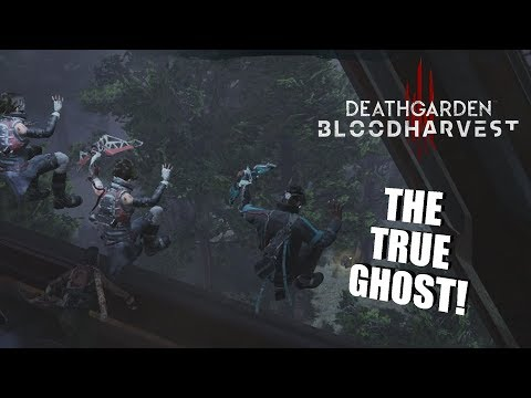 THE TRUE GHOST! | DeathGarden: BloodHarvest SCAVENGER GAMEPLAY