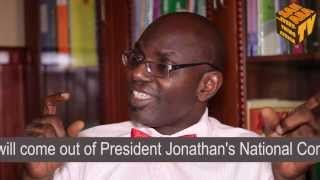 Nothing will come out of President Jonathan's National Conference -Bamidele Aturu