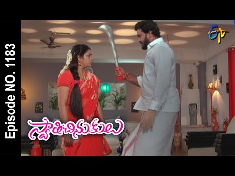 Swathi Chinukulu | 19th June 2017 | Full Episode No 1183 | ETV Telugu