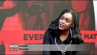 GUEST  Falana Visits ARISE 360 And Talks New Music, Girl Power And Much More