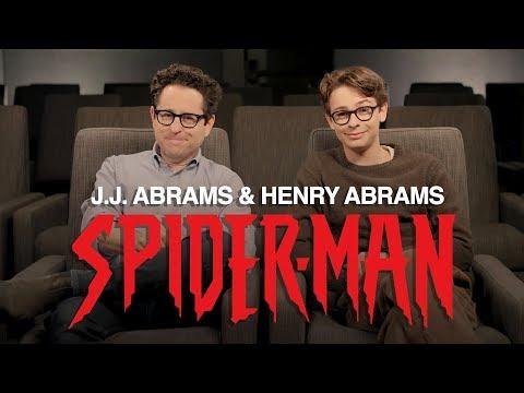 J.J. Abrams & Henry Abrams' Spider-Man Announcement | Marvel Comics