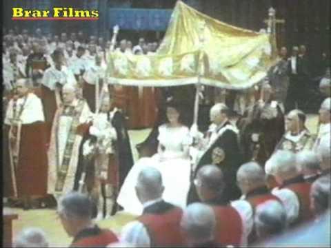 Coronation of Queen Elizabeth II 1953