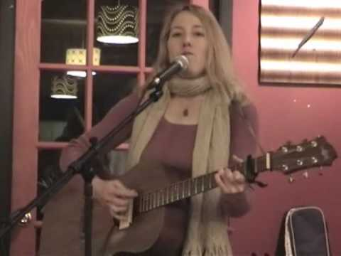 "Michele Botel sings ""Teddy Bear Song"""