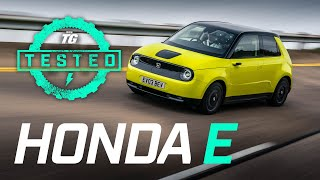 Honda e Advance £30k EV Review: Range, Acceleration, Top Speed, Charging, Handling, Tech | Top Gear