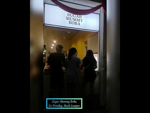 Sugar Mummy Boba @ Sri Petaling, Kuala Lumpur