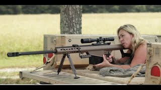 Win Marjorie Taylor Greene's 50 Cal Rifle!