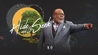 Bishop TD Jakes sermon 2018 – FACE TO FACE