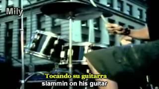 -Avril Lavigne  - Sk8er Boi - Subtitulado - Español -- Ingles