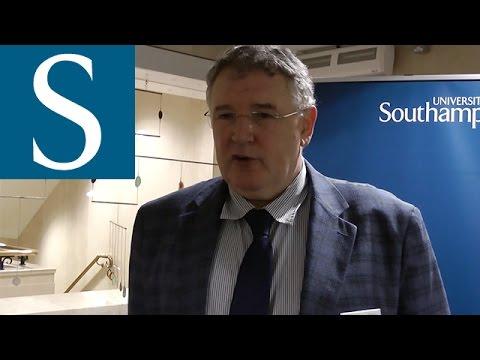 Cancer - Interview with Professor Gillies McKenna | UoS