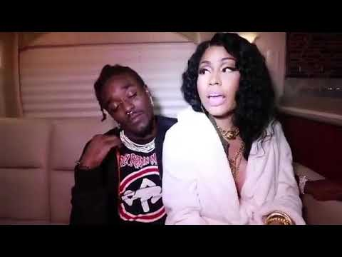 Lil Uzi Vert and Nicki Minaj high as fuck with new music on the way!!!