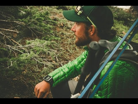 Connect IQ: Hiking App Professional