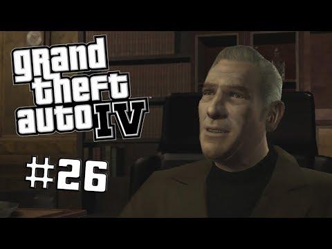 VEĽKÝ ČÁVO | Grand Theft Auto 4 | Part 26 | SK Let's Play | George