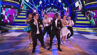 Behind the scenes look at Kevin Hart on 'DWTS'