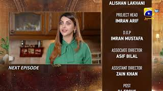 Bechari Qudsia - Episode 64 Teaser - 21st September 2021 - HAR PAL GEO