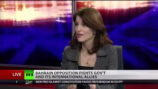 preview picture of video 'Mainstream media ignores violence in Bahrain'