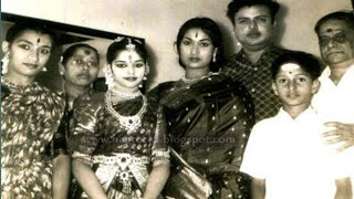 Actor Mahanati Savitri Daughters Personal Photos And Husband Images