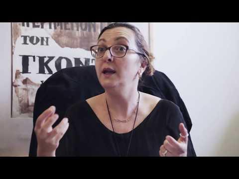 Η Μαρία Τσιμά (ΚΘΒΕ) για τον Βιομετασχηματισμό μέσα από μορφές τέχνης