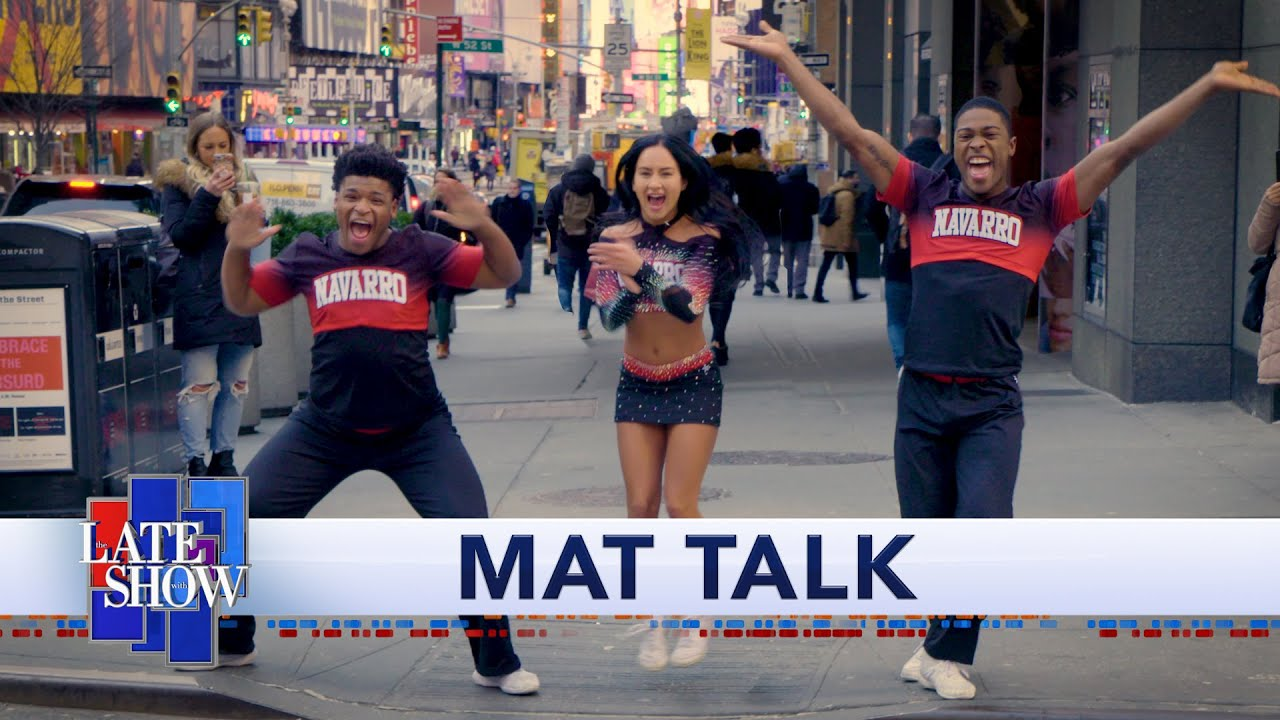 "La'Darius, Gabi & Jerry From ""Cheer"" Bring You ""Mat Talk For Regular People"" thumbnail"