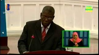 LIVE : BARAZA LA WAWAKILISHI ZANZIBAR