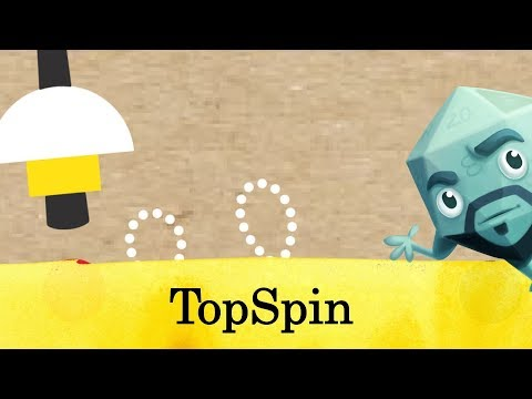 TopSpin Review - with Zee Garcia