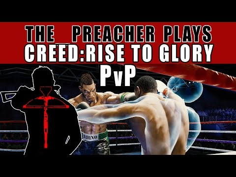 Creed: Rise to Glory Online Multi-player PvP (PSVR) Vs Gamertag VR, Gameplay The_Preacher plays