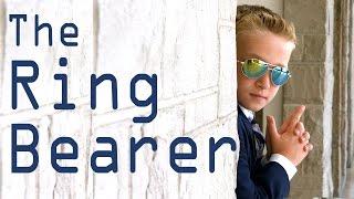 The Ring Bearer – A Wedding MVP