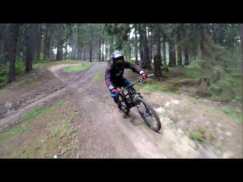 Bikepark Ještěd B2 2019