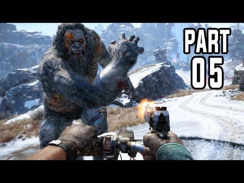 Far Cry 4 Valley Of The Yetis Walkthrough Far Cry 4 Das Tal Der Yetis Dlc German Deutsch 3 Der 1 Yeti By Dersorbus Game Video Walkthroughs