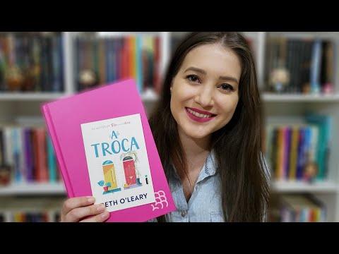 A TROCA | RESENHA CLUBE INTRÍNSECOS | Patricia Lima
