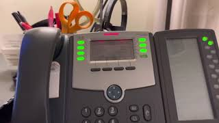 """Integrating Cisco SpA508G Phone with Attendant Console SPA500DS/ Also know as a """"Side Car"""""""