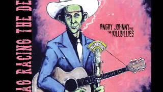 Angry Johnny And The Killbillies-Drag Racing The Devil
