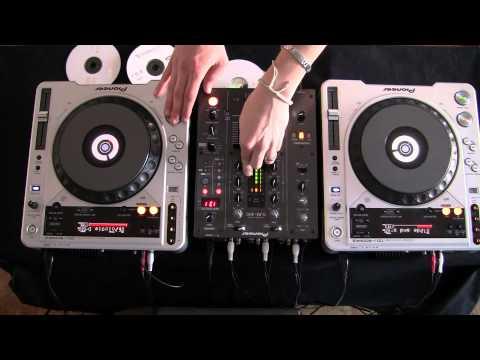 Mix Live CDJ 800 DJM 400
