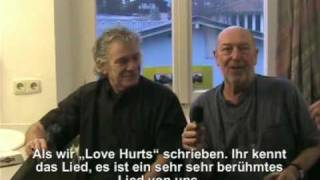 Nazareth Interview 2008 (1/2)
