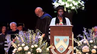 Angela Aifah CSSW Commencement Speech 2017