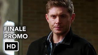 "Сверхъестественное, Supernatural 15x08 Promo ""Our Father, Who Aren't In Heaven"" (HD) Mid-Season Finale"