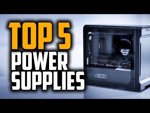 Best Power Supplies in 2018 – Which Is The Best PSU?