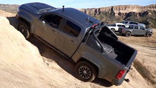 Colorado vs jeep,  fj cruiser, tacoma, 4Runner, Ford Raptor. KEEP IT DIRTY Season 2 episode 1