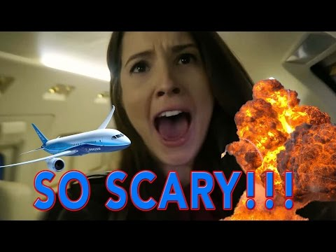 PRIVATE PLANE ALMOST CRASHED!!!!!!