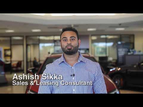 Sales & Leasing Consultant Ashish Sikka