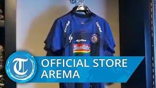 Arema Store, Idaman Baru Para Aremania untuk Dapatkan Barang Resmi Menyerupai Pemain