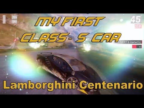 My 1. Class S Car – Lamborghini Centenario