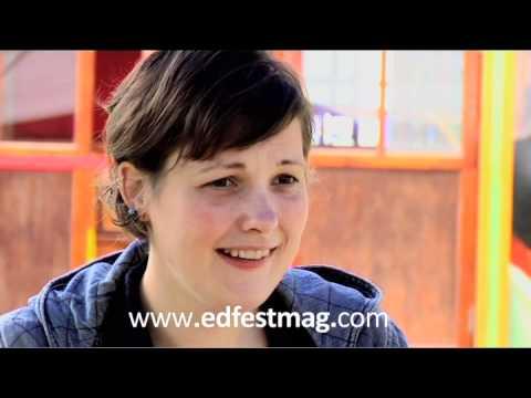 EdFestMag interview – Edinburgh 2011