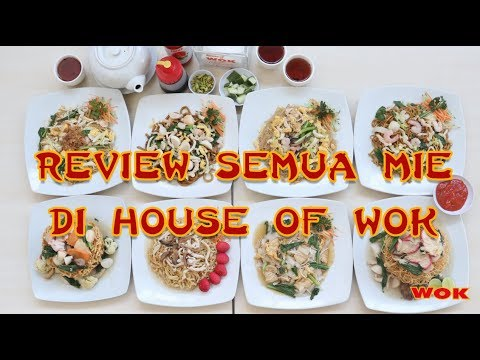 mp4 Menu Makanan Di House Of Wok, download Menu Makanan Di House Of Wok video klip Menu Makanan Di House Of Wok