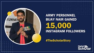 How An Army Personnel Gained 15K Instagram Followers