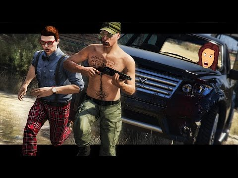 ANGRY MOM ATTACKS IN GTA 5! - GTA 5 Skit