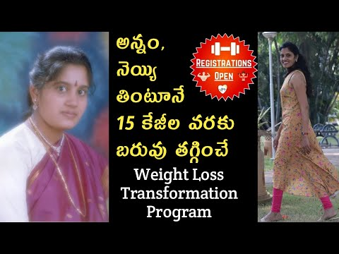 Weight Loss Online Transformation Program by a Certified Trainer ...
